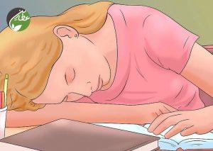 خواب بهتر قبل از امتحان