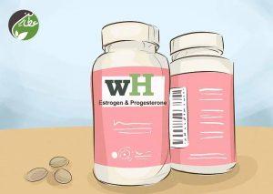 هورمون پروژسترون و استروژن