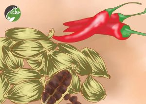 درمان با هل و فلفل