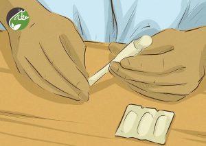 افزایش پروژسترون با پروژسترون واژینال