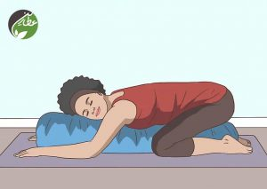 مقابله با پریود طولانی با تمرینات یوگا