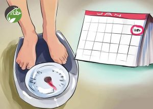 وزن خود را متعادل نگه دارید