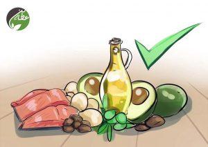 افزایش طبیعی تستوسترون با روغن های سالم