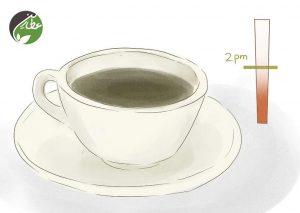 کاهش استرس با کاهش کافئین
