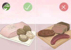 مصرف گوشت قرمز را محدود کنید