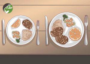 مواد غذایی سالم مصرف کنید