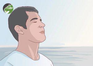انجام تکنیک های آرامش برای کاهش اسپاسم