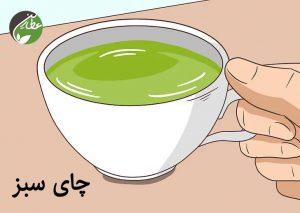 افزایش لنفوسیت با چای سبز
