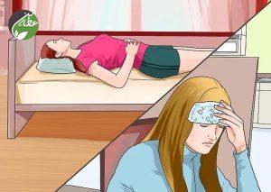 درمان علائم سردرد ورزشی