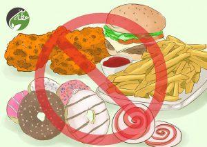 برای هضم طبیعی غذا از غذاهای چرب پرهیز کنید