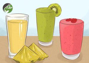 بعد از کشیدن دندان بیشتر نوشیدنی بخورید
