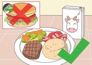 مواد غذایی مقوی بخورید