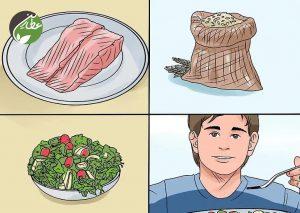 رژیم غذایی مناسب برای بهبود شنوایی