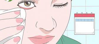 چطور بلفاریت یا التهاب پلک را در خانه درمان کنیم؟