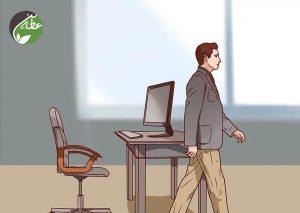 پیشگیری از آسیب شغلی با استراحت کافی