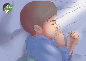 کودک باید خوب بخوابد