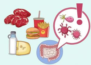 غذای چرب نخورید