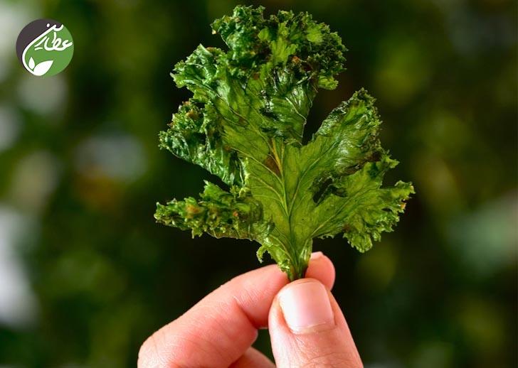 نحوه درست کردن چیپس سبزیجات در خانه