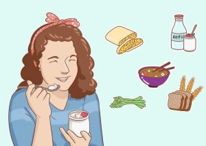 غذاهای پروبیوتیک و مکمل غذایی بخورید