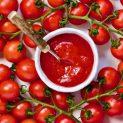طرز تهیه سس گوجه در خانه - راحت و خوشمزه