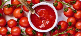 طرز تهیه سس گوجه در خانه – راحت و خوشمزه
