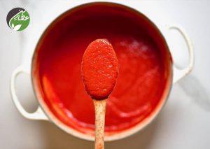 درست کردن گوجه در خانه