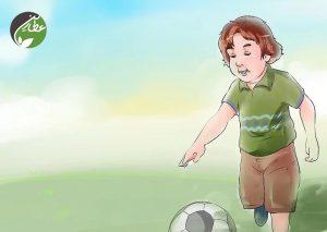 تقویت سیستم ایمنی کودک با ورزش