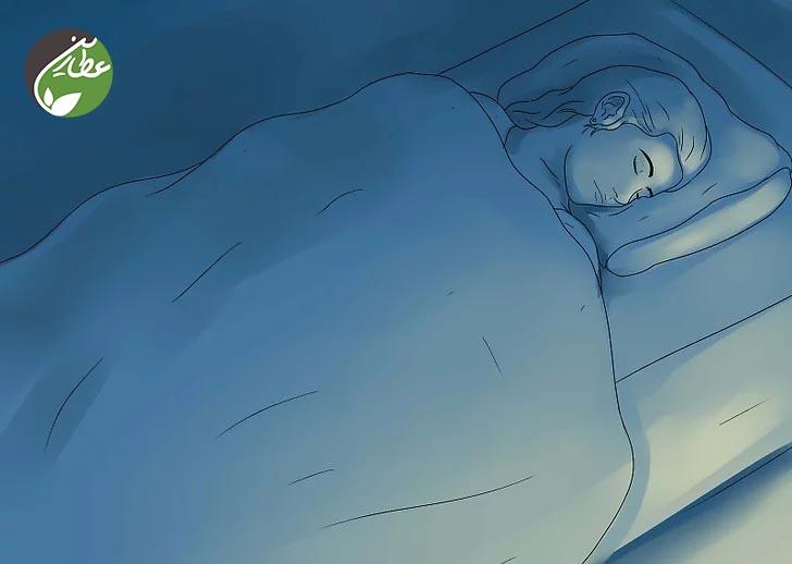 چطور به راحتی در خواب کالری بسوزانیم؟