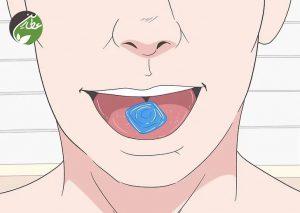 رفع خشکی دهان با آب نبات