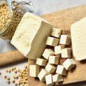 طرز تهیه توفو یا پنیر سویا در خانه