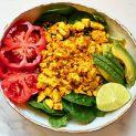 طرز تهیه یک پنیر سویا خوشمزه مخصوص گیاه خواران