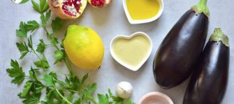 طرز تهیه خوراک بادمجان رژیمی
