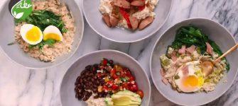 طرز تهیه صبحانه رژیمی و سالم