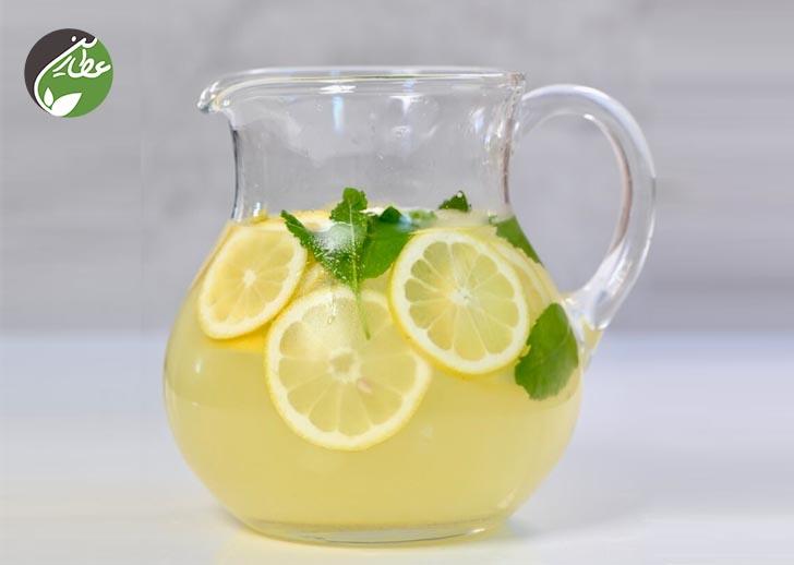 لیموناد خانگی و خنک درست کنید! (مخصوص روزهای گرم تابستان)
