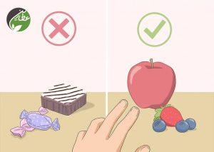 از شیرینی پرهیز کنید