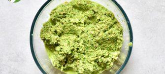 به راحتی در خانه یک چاشنی سبزیجات درست کنید.
