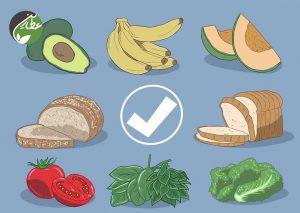 جلوگیری از یبوست با رژیم غذایی مناسب