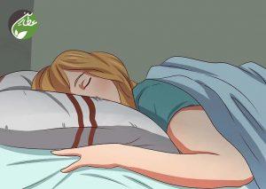 برای آرامش ذهن به میزان کافی بخوابید