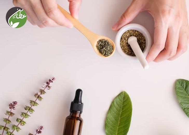 تنظیم دورههای قاعدگی با مصرف داروهای گیاهی