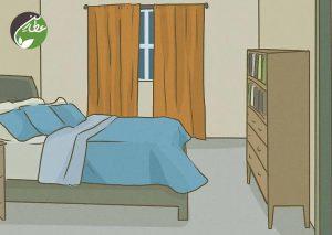 فضای خواب مناسب
