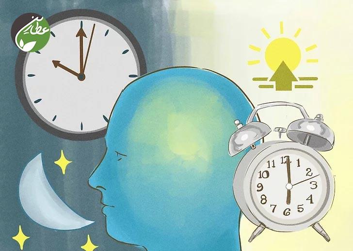 چطور در دوران یائسگی راحت تر بخوابیم؟
