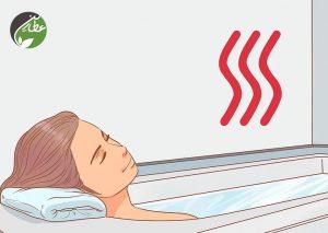 تقویت عضلات پا با گرما درمانی