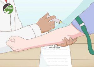 مصرف مکمل ها و آزمایش سلول تی توسط پزشک