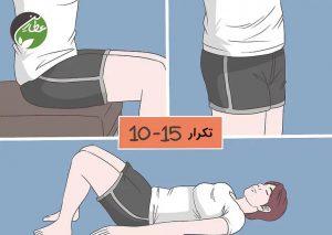 تقویت ماهیچه های روده