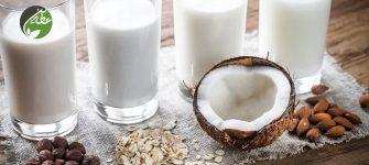 شیر گاو بهتر است یا شیر گیاهی؟