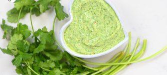 طرز تهیه سس خامه ای سبزیجات در خانه