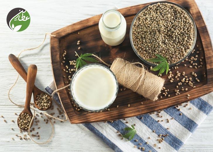 با فواید شیر گیاهی کنف بیشتر آشنا شوید.