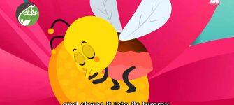 انیمیشن آموزشی کودکان – زنبور ها چگونه عسل تولید می کنند؟