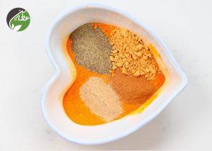 مواد لازم برای معجون طلایی