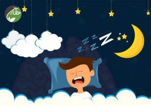 تاثیر خروپف در بی خوابی